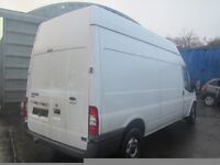 Ford Transit 2008 front wing