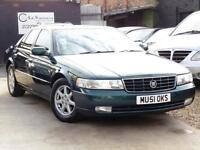 CADILLAC SEVILLE STS 4.6 V8 Automatic Luxury American 2001 (51)