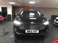 2015 Ford Mondeo 2.0 TDCi Titanium (X Pack) Powershift (s/s) 5dr