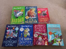 David Walliams' books