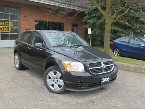 2008 Dodge Caliber SXT ,FRESH TRADE IN ,LOW KM,CERT