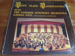 Ultra rare Windsor Symphony Orchestra LP vinyl SEALED