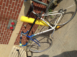 Road bike in mint condition (Miele brand name)