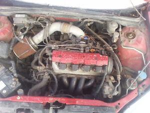 Moteur Honda Civic D17a1