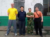 Traditional Shaolin kung-fu and Sanda classes