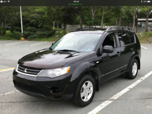$$$$ from Vancouver BC 2007 AWD Mitsubishi Outlander/Rust free