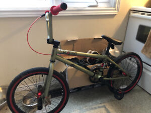 2 BMX Style bikes for sale