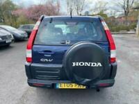 2005 Honda CRV 2.0 i-VTEC SE Station Wagon 5d 1998cc SUV Petrol Manual