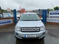 2011 Land Rover Freelander 2.2 SD4 XS 5d AUTO 190 BHP Estate Diesel Automatic