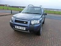Land Rover Freelander 2.0Td4 2004MY SE