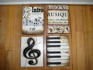 Sid Dickens Wall Plaques