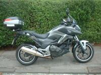 Honda NC750X A-E MOTORCYCLE