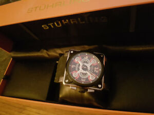 Stuhrling Xtreme collection watch