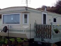 Willerby herald sited at porthkerry leisure park