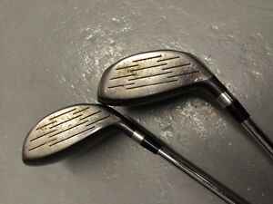 2 Golf Clubs - Left Handed Kitchener / Waterloo Kitchener Area image 2