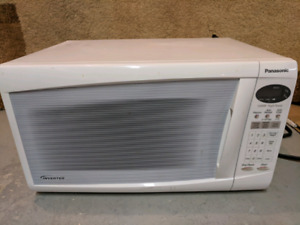 Microwave Panasonic Inverter 1200w High