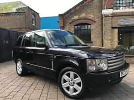 Land Rover Range Rover 4.4 V8 auto 2004 HSE **ONLY 83K MILES**