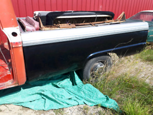 1966 Ford F250 Camper Special Rolling Chassis,$1200.