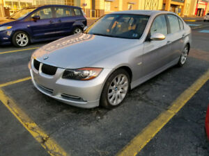 2007 BMW 335i sport m-package