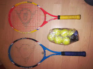 Tennis rackets for sale!