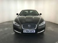 2014 64 JAGUAR XF LUXURY DIESEL AUTOMATIC SALOON 1 OWNER SERVICE HISTORY FINANCE