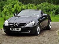 Mercedes-Benz SLK Slk200 1.8 Kompressor PETROL AUTOMATIC 2010/60