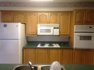 Oak cabinets Price Lowered!