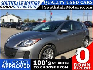 2012 MAZDA 3 GX * 1 OWNER * POWER GROUP * LOW KM