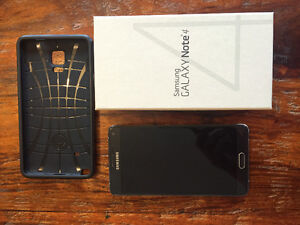 Samsung Galaxy Note 4 - Locked to Bell
