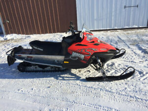 2008 Polaris dragon 700 switchback