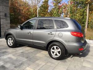 2009 Hyundai Santa Fe GL VUS V6 3.3 litres