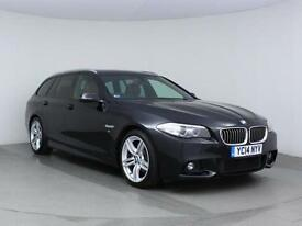 2014 BMW 5 SERIES 520d M Sport Step Auto