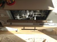 Zanussi Integrated Dishwasher 600mm