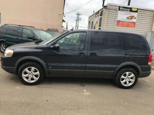 2009 PONTIAC MONTANA SV6 LOW KMS MINIVAN AFTER MARKET ALLOYS !