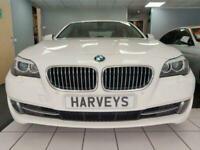 2013 13 BMW 5 SERIES 2.0 520D SE 4D 181 BHP DIESEL