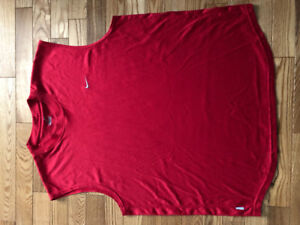 Men's Large Under Armour and Nike Shirts