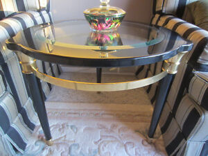 A set of 4 gorgeous coffee tables