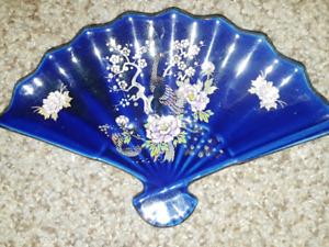 Vintage  Japanese decorative plate