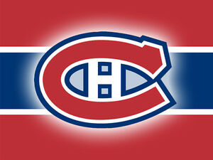 324 AA -Montreal Canadiens hockey tickets starting at FACE VALUE