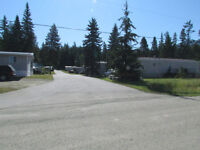 Mobile Home pads available in Nakusp, BC
