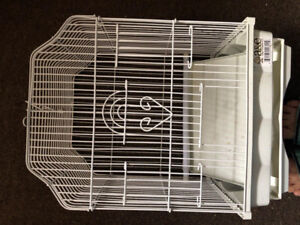 a new small bird cage