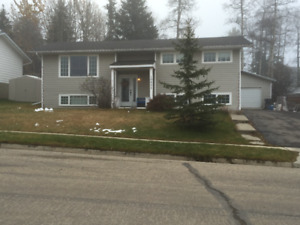 5 Bedroom Pet Friendly House for Rent in Grande Cache