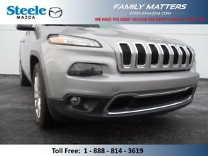 2015 Jeep CHEROKEE Limited OWN FOR $175 BI-WEEKLY WITH $0 DOWN !