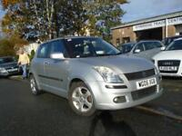 2006 06 SUZUKI SWIFT 1.5 GLX VVTS 5D 101 BHP