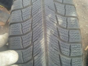 michelin x ice and snow tires x2