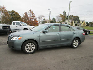2007 Toyota Camry LE Sedan SUNROOF / TRADE WELCOME