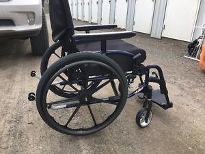 Invacare MyOn Wheel Chair Williams Lake Cariboo Area image 2