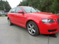 2007 (57) Audi A3 1.9TDI Special Edition Sportback * breaking spares parts *