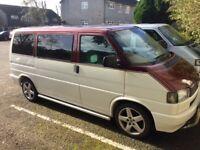 VW Caravelle 2.4 D 1994 Retro Day Van / Camper / 7 Seater