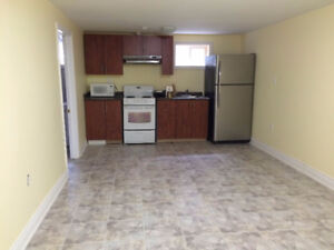 Basement with separate entrance